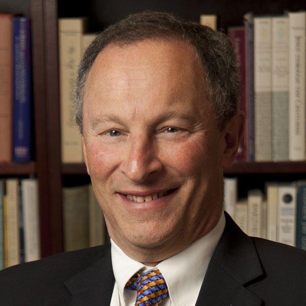 Ralph J. Hexter, Interim Chancellor